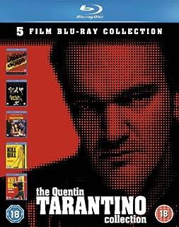 Quentin Tarantino Collection (Reservoir Dogs, Pulp Fiction, Jackie Brown, Kill Bill Vol. 1, Kill Bill Vol. 2) [Blu-ray] (B005GJUQT0) | Amazon price tracker / tracking, Amazon price history charts, Amazon price watches, Amazon price drop alerts