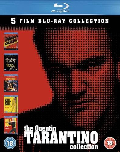 Bild von Quentin Tarantino Boxset - Reservoir Dogs / Pulp Fiction / Jackie Brown Kill Bill 1 / Kill Bill 2