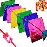 #7: Set of 10 Colourful Kites with 400 gms Khajoor