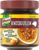 Knorr Rindsbouillon im Glas Ergiebigkeit, 10er Pack (10 x 7.5 l)