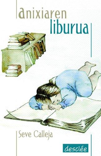 Anixiaren Liburua - Fresado (Ipotxak eta Erraldoiak) por Seve Calleja Perez