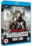 Barbarossa - Siege Lord [Blu-ray] [Region Free]