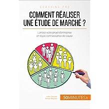 Comment réaliser une étude de marché ?: Lancez votre projet d'entreprise en toute connaissance de cause (Coaching pro t. 78)