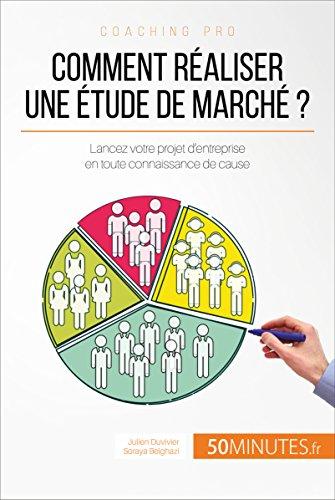 Comment réaliser une étude de marché ?: Lancez votre projet d'entreprise en toute connaissance de cause (Coaching pro t. 78) par Julien Duvivier