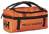 Helly Hansen HH Classic Duffel Bag Bolsa de Viaje, Unisex Adulto, Naranja (Spray Orange), XS (30 L)
