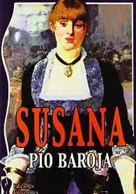 Susana par Pío Baroja