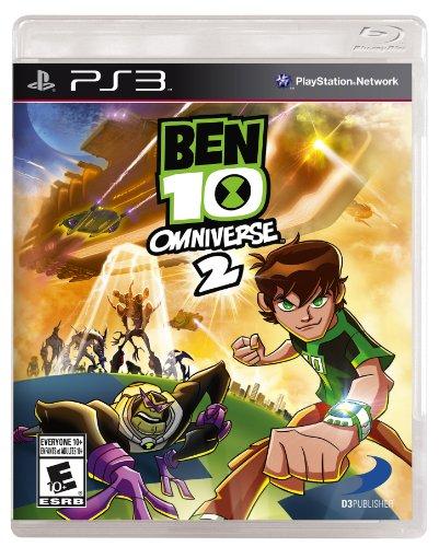 D3Publisher Ben 10 Omniverse 2, PS3 - Juego (PS3, PlayStation 3, Acción / Aventura, High Voltage Software)