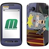MusicSkins Sticker de protection pour ZTE Libra South Park Captain Chaos