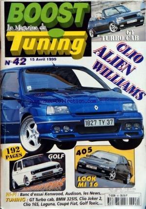 BOOST TUNING [No 42] du 15/04/1999