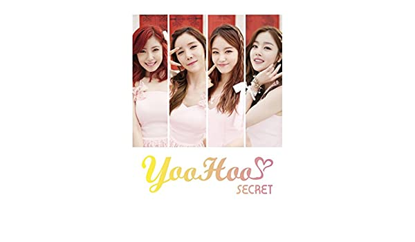 Secret - Yoohoo (CD+DVD) [Japan LTD CD] POCS-9062 by Secret