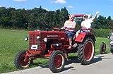 Jochen Schweizer Geschenkgutschein: Oldtimer-Traktor fahren am Bodensee