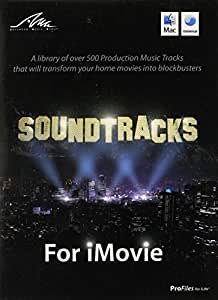Soundtracks for iMovie (Mac)