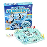 MengTing Penguin Pop-Up Game Classic Trouble Board Game
