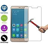 Para Xiaomi Redmi Note 3 / Note 3 Pro (5,5 pulgadas) (No para Note 3 edición internacional) Protector de Pantalla ZeWoo® Cristal Vidrio Templado Premium (9H *2.5D, 0,33mm)