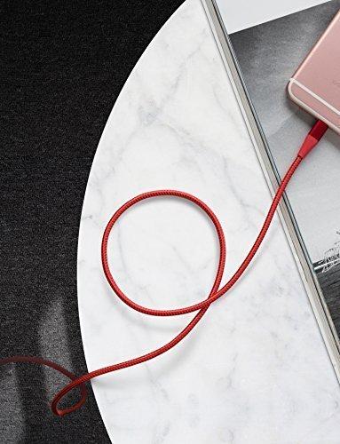 51ObLmQPz%2BL - [Amazon.de] Anker PowerLine+ II Lightning Ladekabel 3m für 15,29€