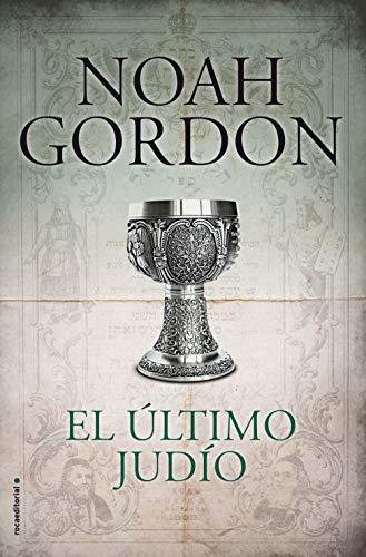 El último judío (BIBLIOTECA NOAH GORDON) eBook: Noah Gordon, Mª ...