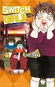 Switch Girl !! Edition simple Tome 20