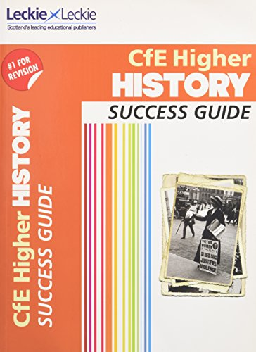 CFE Higher History Success Guide High-school-lehrplan