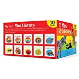 Best Baby Book Sets - My First Mini Library: Boxset of 10 Board Review