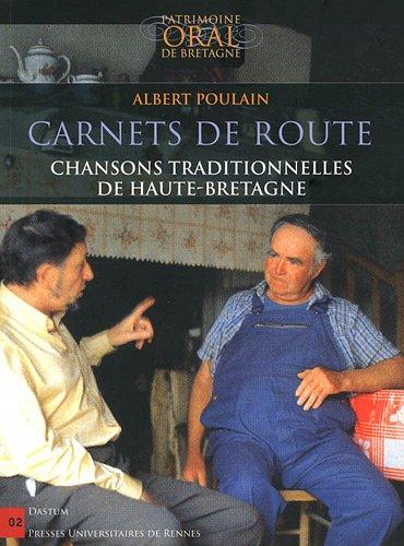 Carnets de route : Chansons traditionnelles de Haute-Bretagne (1CD audio)