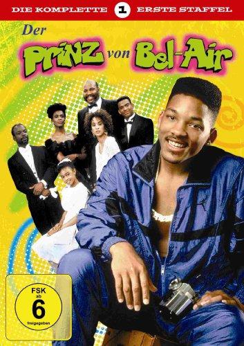 Der Prinz von Bel Air - Staffel 1 [5 DVDs] - Belden-box