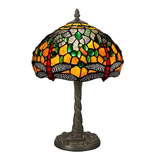 World Stile Art Cm Lampade TiffanyMulticolore40x27x27 9IDHWE2