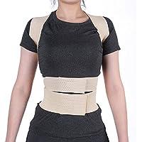 Korrektor Rücken Lendenwirbelstütze Haltungsgürtel, 4 Größen Adult Studenten Einstellbare Zurück Schulter Taille... preisvergleich bei billige-tabletten.eu