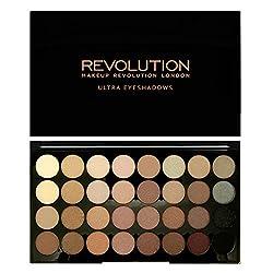Makeup Revolution Ultra 32 shade Eyeshadow Beyond Flawless, 16g