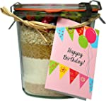 Kuchen Backmischung - Geburtstagskuch...