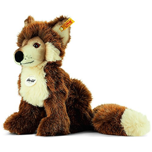 Steiff 7012,9 - Fuxy Fuchs 25, braun/weiß