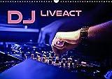 DJ Liveact (Wandkalender 2019 DIN A3 quer): Atmosphärische Aufnahmen von Dance Clubs, Festivals und DJ-Equipment (Monatskalender, 14 Seiten ) (CALVENDO Kunst)