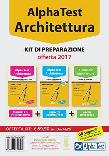 Alpha Test. Architettura. Kit di preparazione. Con