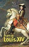 Le goût de Louis XIV par Charton