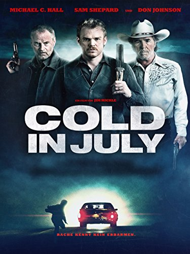 Cold in July Film