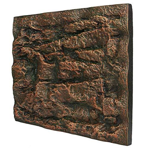 AOWA 3D Schaum Aquarium Rock Reptil Stein Hintergrunddekor