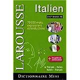 Mini dictionnaire français-italien/italien-français