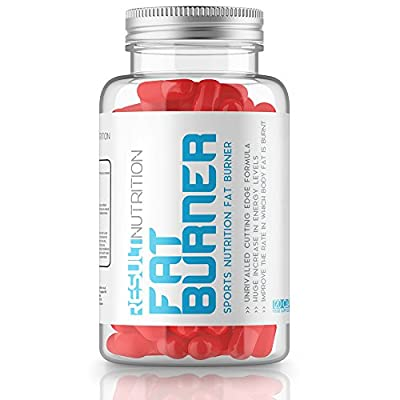 Fat Burners – Result Nutrition-Extreme Fat Burners for Men & Women -Capsules - UK Manufactured Diet Pills - High Strength Premium Safe Legal Fat Burning Pills - Thermogenic -Fat Burner Supplement support Weight Loss Diets- UK Manufactured from Result Nutr