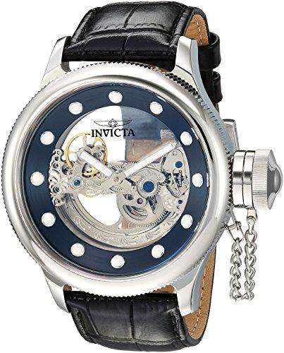 Invicta 24593 - Reloj de Pulsera Hombre, Color Negro