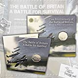 The 2015 75th Anniversary of the Battle of Britain UK 50p BU Coin
