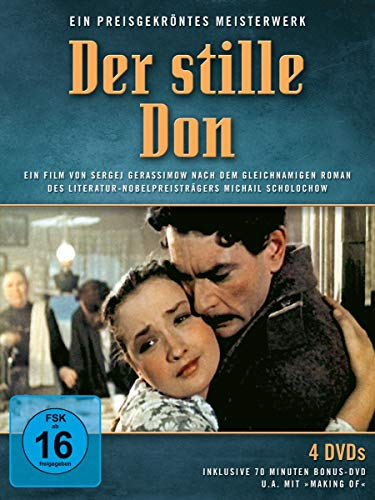 Der stille Don [4 DVDs]