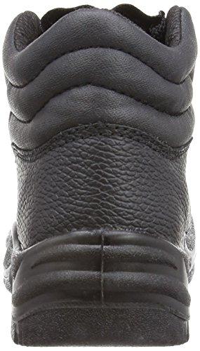 Blackrock Sf41, Chaussures de sécurité mixte adulte Noir (Black)