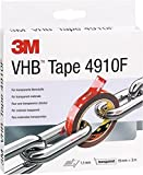 Montageband VHB Tape 4910F 19 mm x 3 m, Rolle, transparent