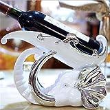 Madaye Cremagliera di vino decorazione europeo armadio del vino decorazione prodotti 30*15*20.5cm