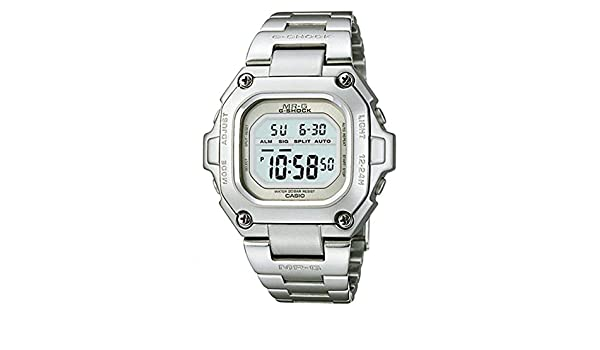 Casio mrg 110 – 7 – Montre de Chevalier Digital – Data Bank  BjRQN
