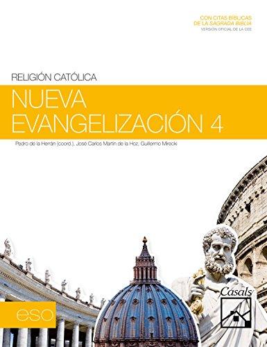 Nueva Evangelización 4 ESO (2012) - 9788421843970