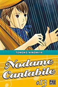 Nodame Cantabile Edition simple Tome 13