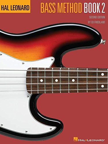 Hal Leonard Bass Method  Book 2 (Second Edition) Bgtr (Hal Leonard Electric Bass Method)