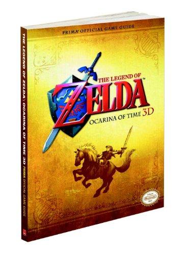 The Legend of Zelda: Ocarina of Time 3D (AU): Prima Official Game Guide (Zelda Ocarina Of Time 3d Guide)