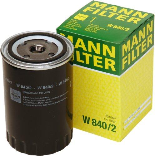 Preisvergleich Produktbild Mann Filter W8402 Ölfilter