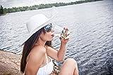 Maigg Whisky Steine aus Edelstahl Eiswürfel, (8 Stück), Eiszange - 7